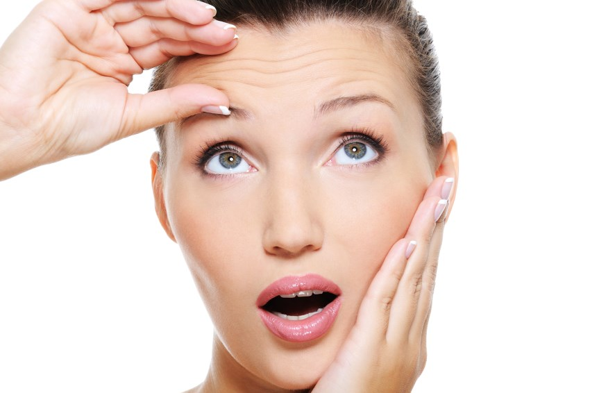 7 начини на кои без да знаете си предизвикувате брчки