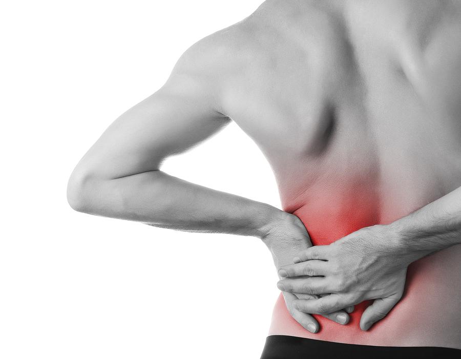 Отстранете ги болките во грбот за само 60 секунди
