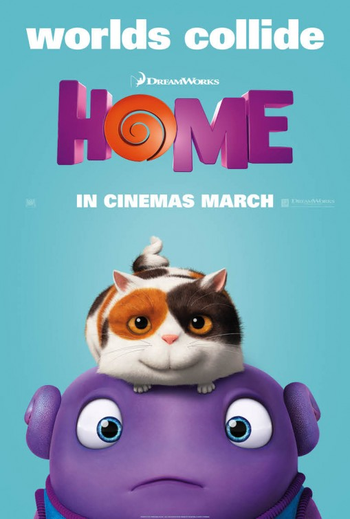 (1) Филм: Дома (Home)