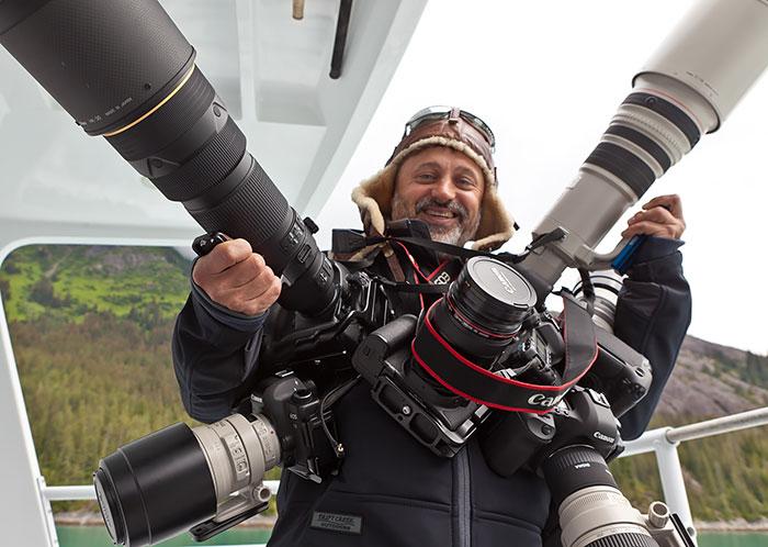 (1) Луди фотографи кои би направиле сè за совршената фотографија