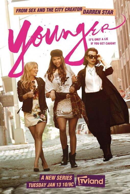 (1) ТВ серија: Помлада (Younger)
