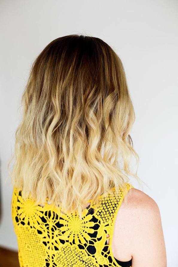 (3) Едноставна летна фризура: Бохо плетенка во јазол