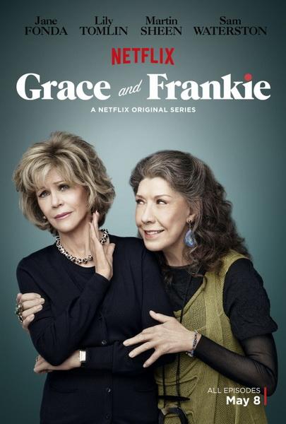 (1) ТВ серија: Грејс и Френки (Grace and Frankie)