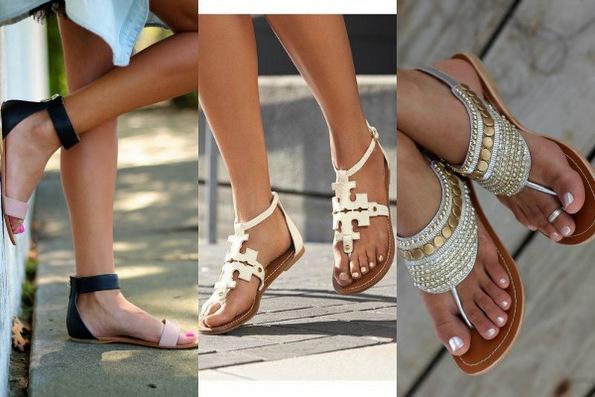 (5) Топ 5 видови обувки кои за време на летната сезона ќе бидат во тренд