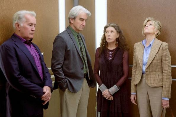 (5) ТВ серија: Грејс и Френки (Grace and Frankie)