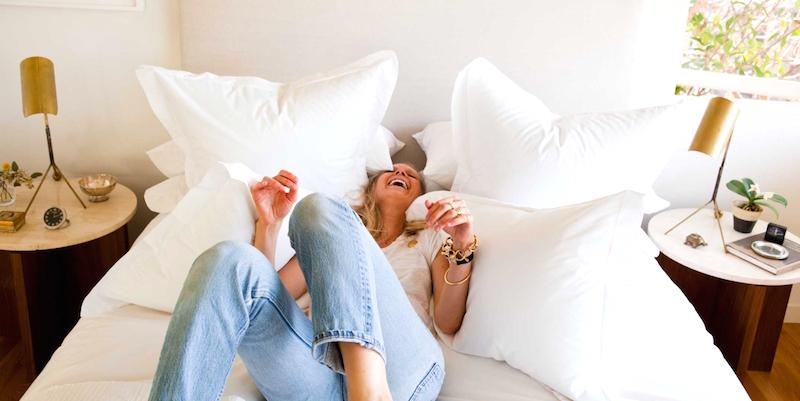 Луѓето кои го средуваат својот кревет наутро се посреќни и попродуктивни