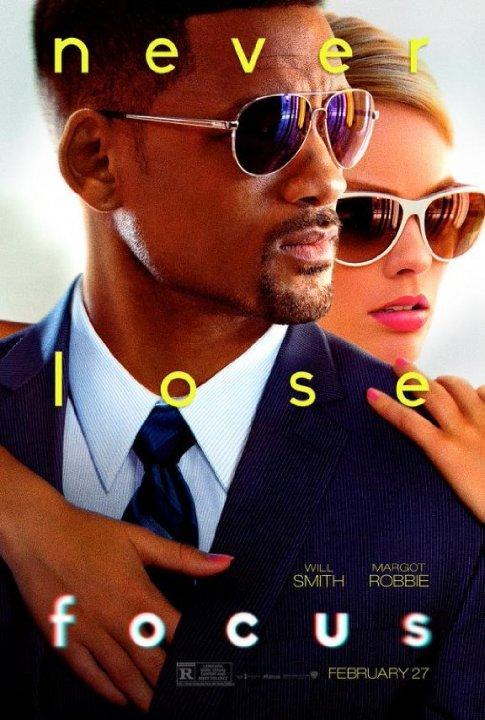 (1) Филм: Фокус (Focus)