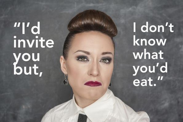 (10) 11 глупави нешта кои луѓето им ги кажуваат на оние кои не смеат да јадат глутен