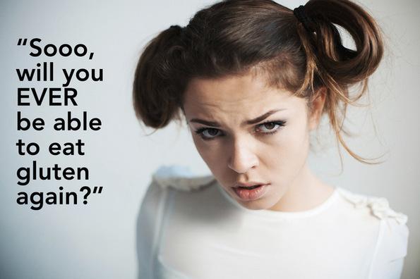 (3) 11 глупави нешта кои луѓето им ги кажуваат на оние кои не смеат да јадат глутен