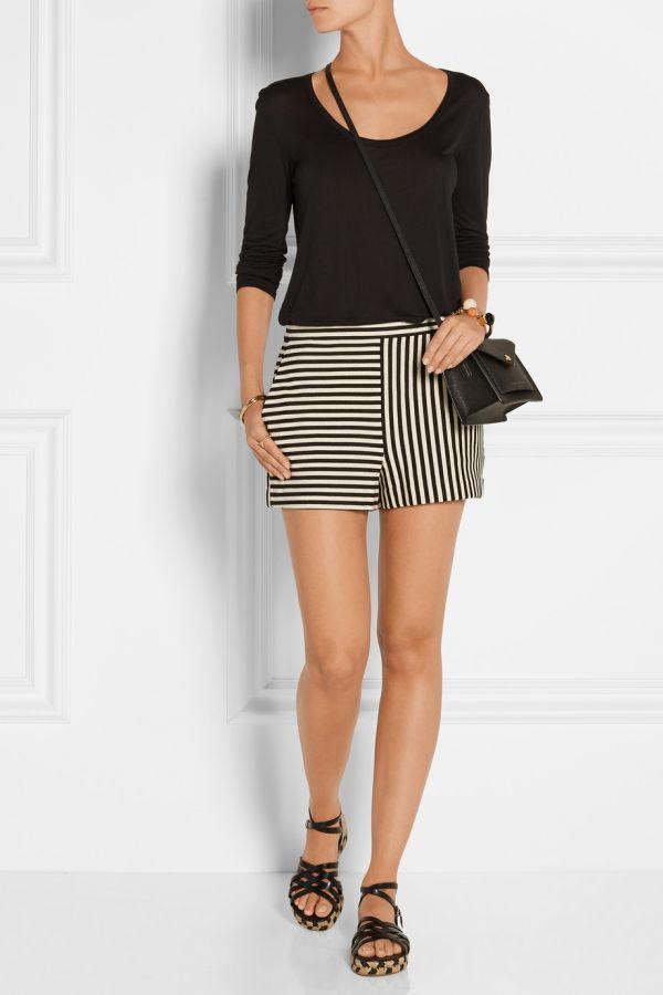 (6) Како да носите кратки шорцеви во сите прилики и притоа да изгледате совршено?