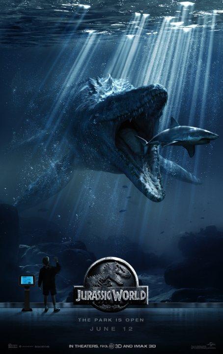 (1) Филм: Светот Јура (Jurassic World)