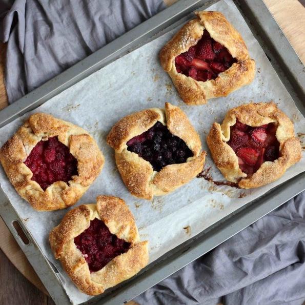 (3) Овошни галети: Вкусни летни тортички
