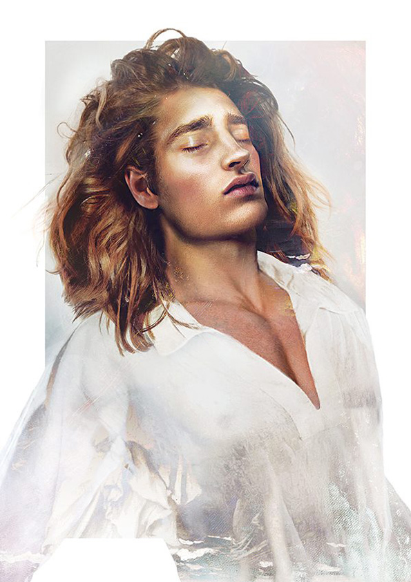 Принцот Адам, по својата трансформација од Ѕверот