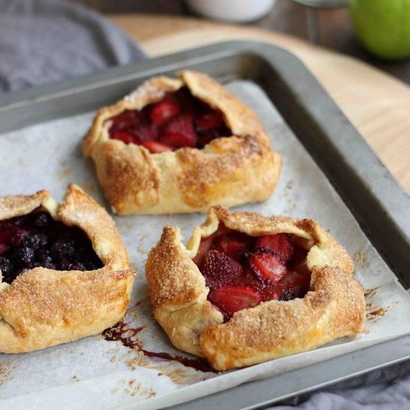 (5) Овошни галети: Вкусни летни тортички