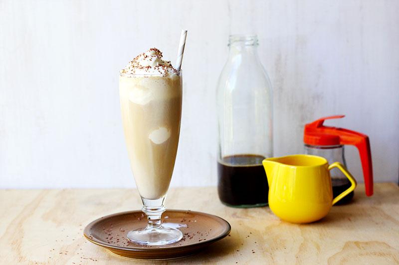 Австралиско ледено кафе