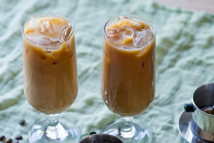 Едноставно виетнамско кафе за мрзливите утра