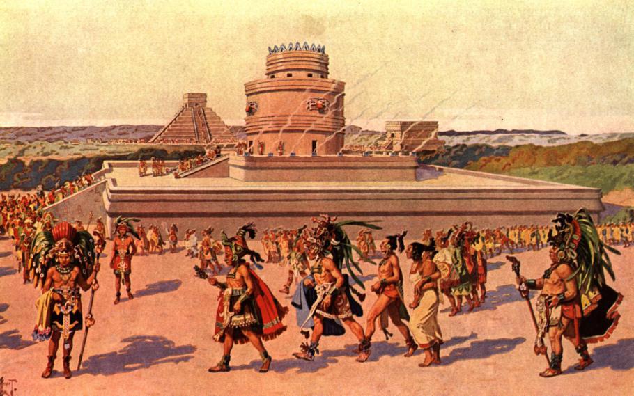 Мудрости од древните Маи: 8 совети за здрав и долг живот