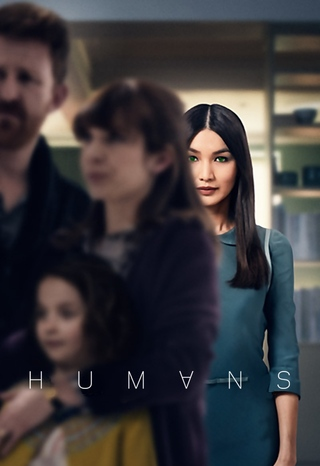 ТВ серија: Луѓе (Humans)