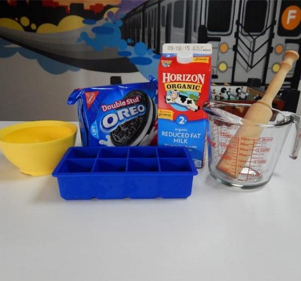 (1) Ледени колачиња и крем: Совршен летен десерт