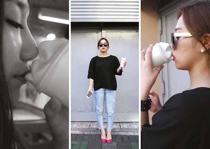 (5) Уникатно дизајнирани капачиња за чаши кои ве бакнуваат додека го пиете вашето утринско кафе