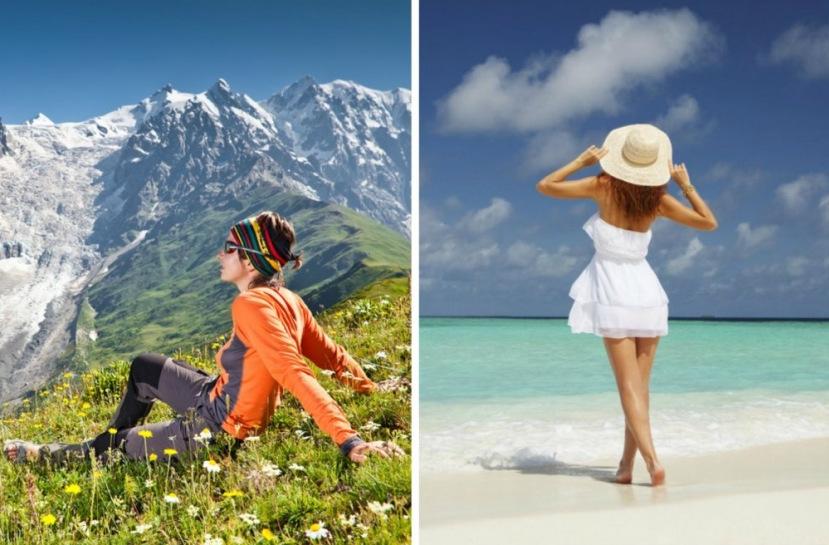 Психолошки тест: Одберете една од овие две фотографии и откријте нешто повеќе за вашиот карактер