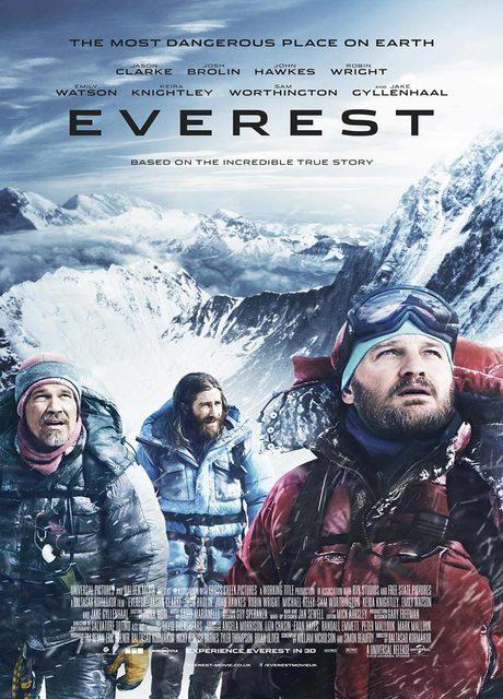 (1) Филм: Еверест (Everest)