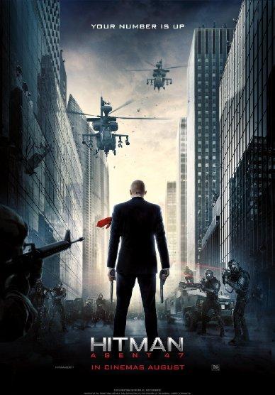 (2) Филм: Хитмен: Агент 47 (Hitman: Agent 47)