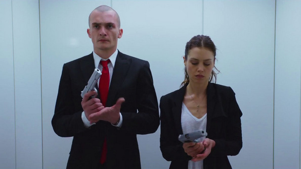 (6) Филм: Хитмен: Агент 47 (Hitman: Agent 47)