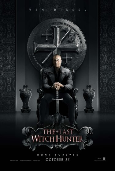(1) Филм: Последниот ловец на вештерки (The Last Witch Hunter)
