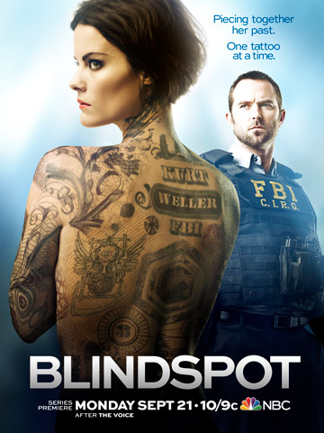 (1) ТВ серија: Слепа точка (Blindspot)