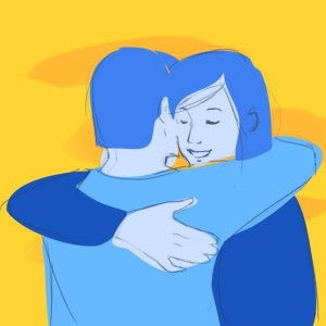 (2) Начинот на кој се прегрнувате може да открие многу нешта за вашата љубовна врска