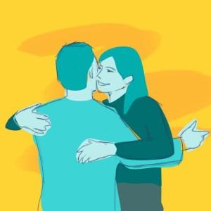 (3) Начинот на кој се прегрнувате може да открие многу нешта за вашата љубовна врска