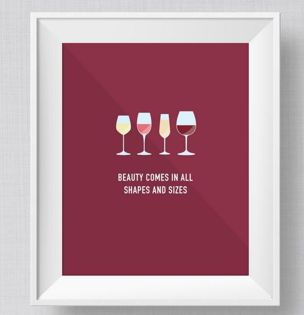 За љубителите на вино: Убавината доаѓа во разни облици и големини
