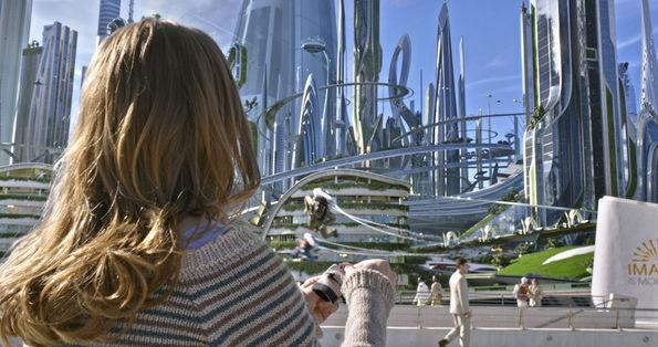 (3) Филм: Утреземја: Светот понатаму (Tomorrowland)