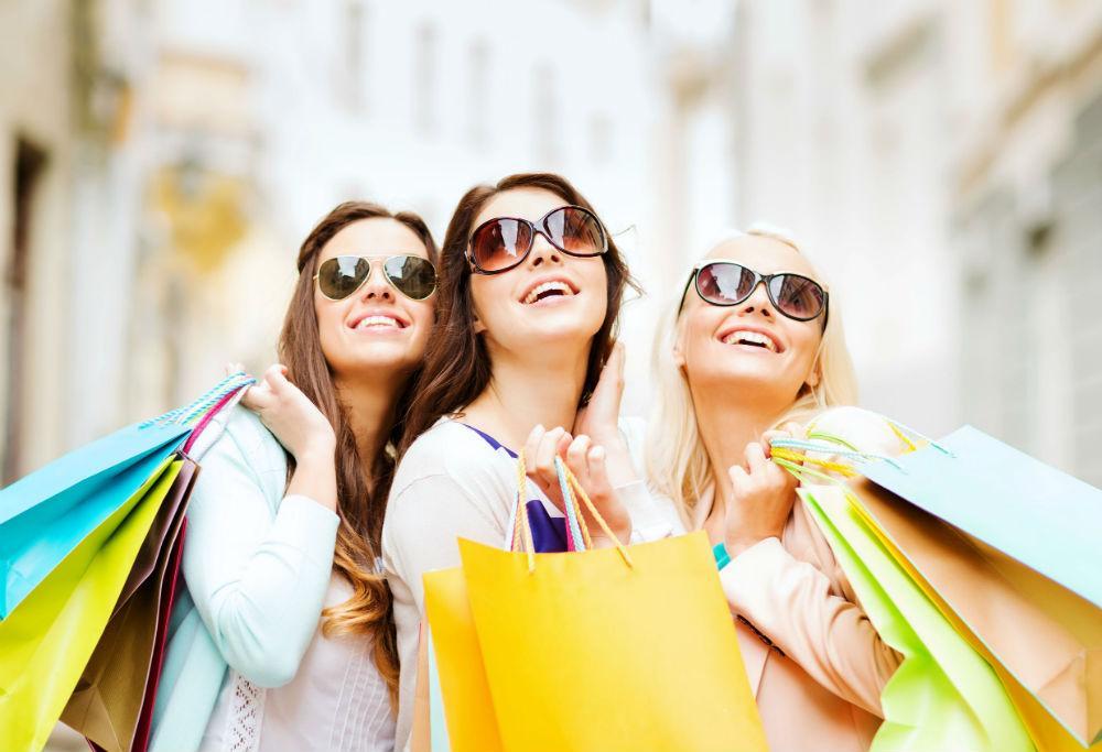 3 видови пријателки со кои се исплати да одите на шопинг