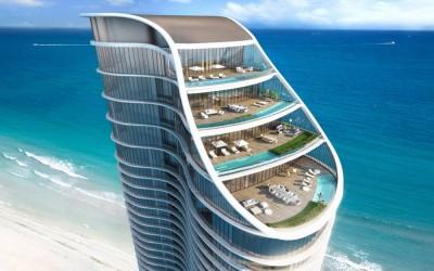 Изградбата на оваа зграда во Мајами уште не ни почнала, а веќе е продаден стан во вредност од 21 милион долари!