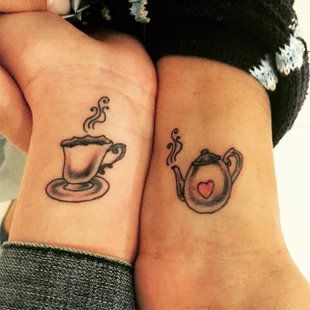 (1) Прекрасни тетоважи помеѓу мајки и ќерки кои се знак за нераскинлива поврзаност