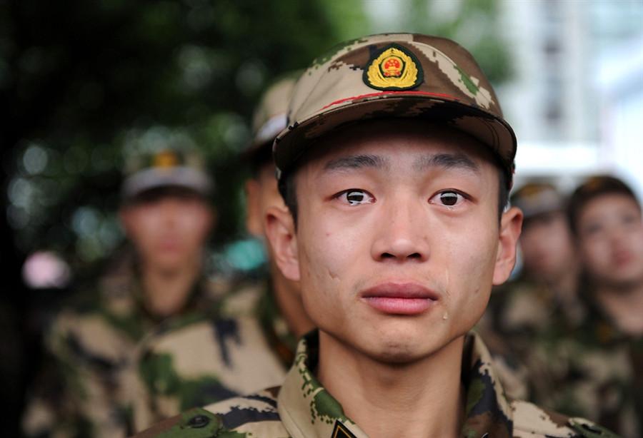 """""""Преку глава ми е од војните кои ги смислуваат старци, а во нив гинат млади луѓе."""""""
