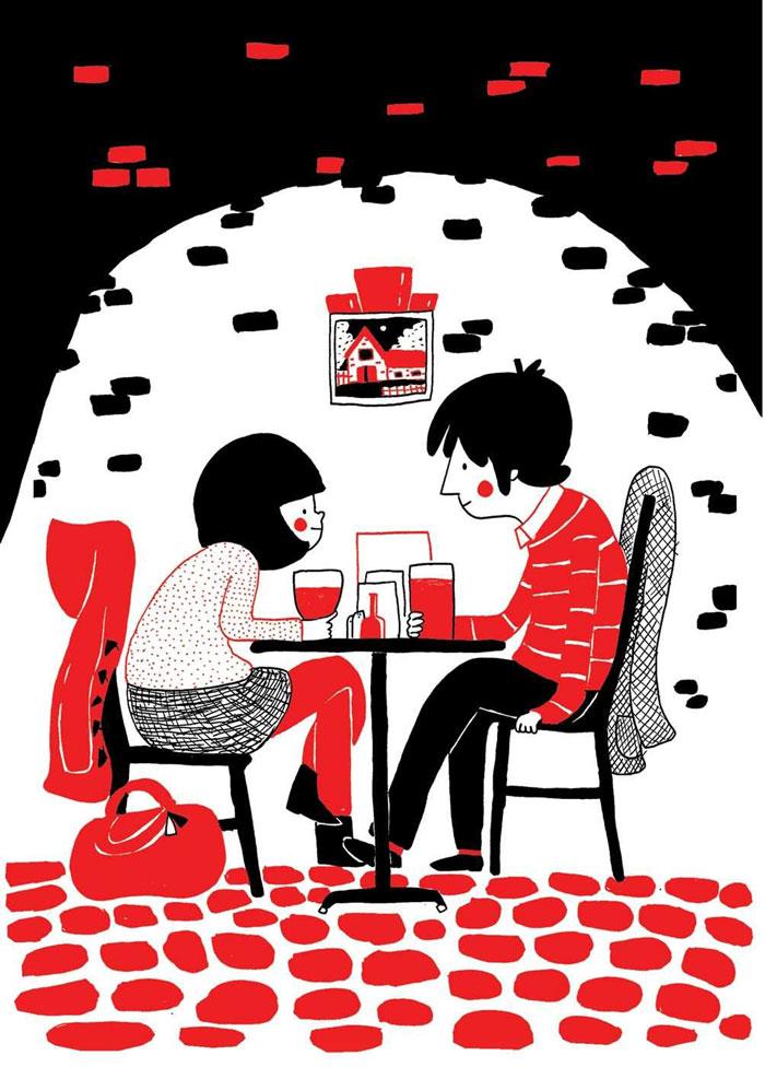 (19) Илустрации кои ќе ви го стоплат срцето и ќе ви покажат дека љубовта се гледа во малите нешта