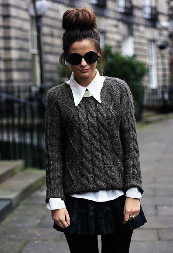 Совети, предлози и идеи за слоевито зимско облекување со стил