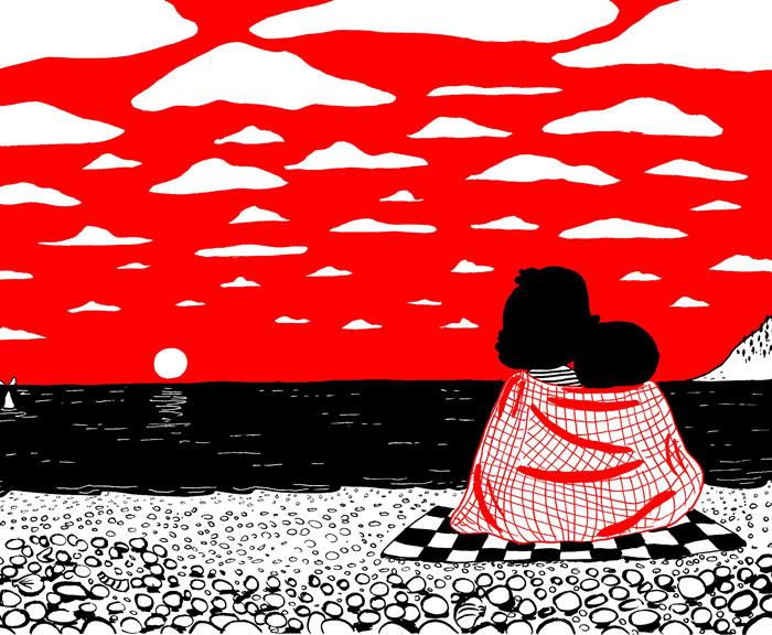 (26) Илустрации кои ќе ви го стоплат срцето и ќе ви покажат дека љубовта се гледа во малите нешта