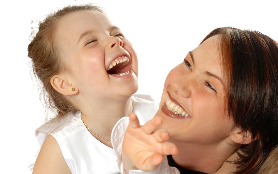 Смеењето ни помага во учењето