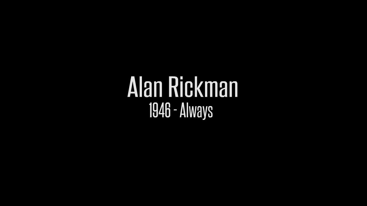 10 инспиративни цитати по кои ќе го паметиме Алан Рикмен