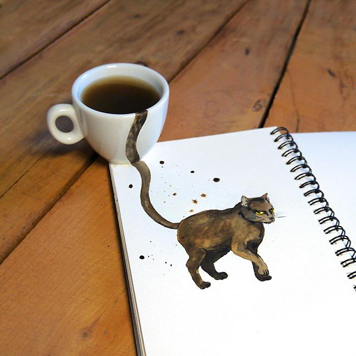 Ако различните видови кафе беа мачиња
