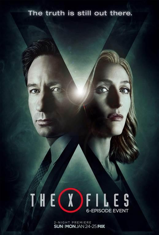 (1) ТВ серија: Досиеја икс (The X-Files)