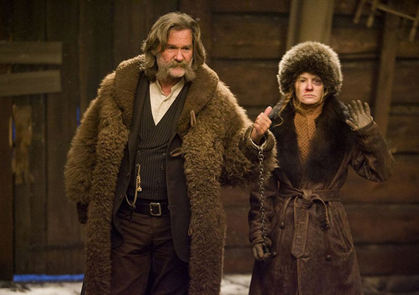 (4) Филм: Омразената осумка (The Hateful Eight)