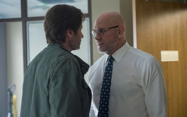 (4) ТВ серија: Досиеја икс (The X-Files)