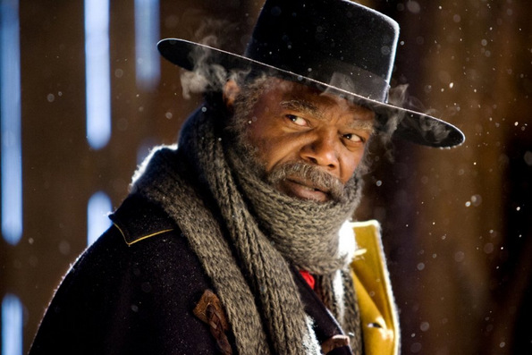 (5) Филм: Омразената осумка (The Hateful Eight)