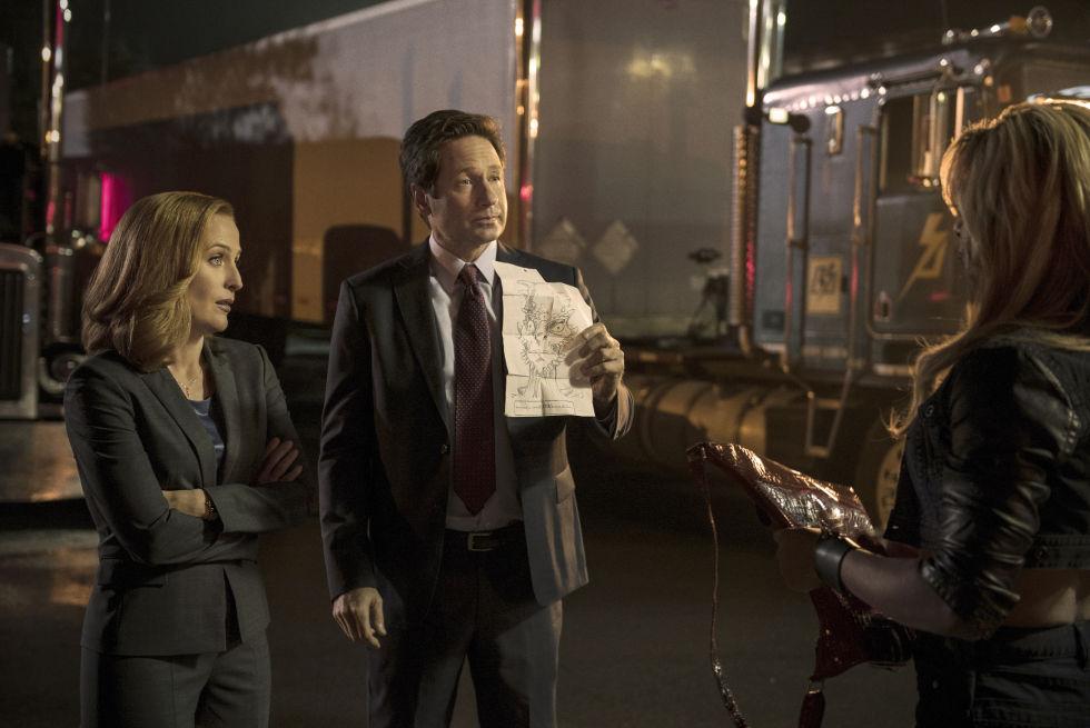 (5) ТВ серија: Досиеја икс (The X-Files)