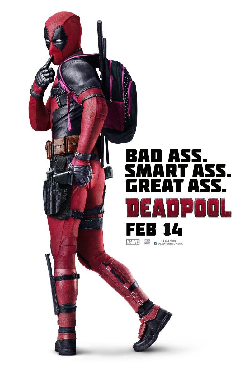 Филм: Дедпул (Deadpool)